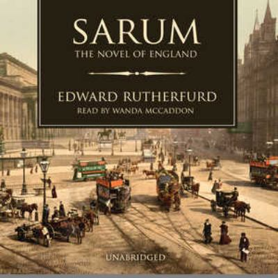 Sarum: The Novel of England 9781433254710