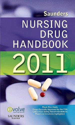 Saunders Nursing Drug Handbook 9781437719291