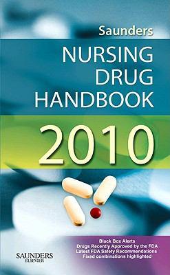 Saunders Nursing Drug Handbook 9781437703009