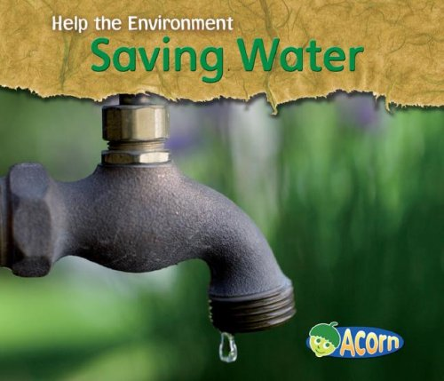 Saving Water 9781432908867