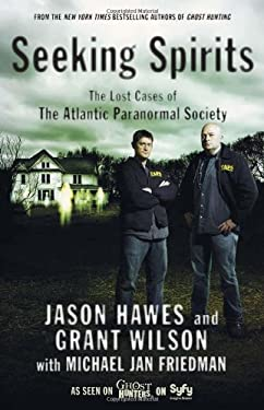 Seeking Spirits: The Lost Cases of the Atlantic Paranormal Society 9781439101155
