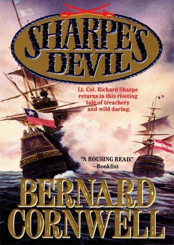 Sharpe's Devil: Richard Sharpe and the Emperor, 18201821 9781433269561