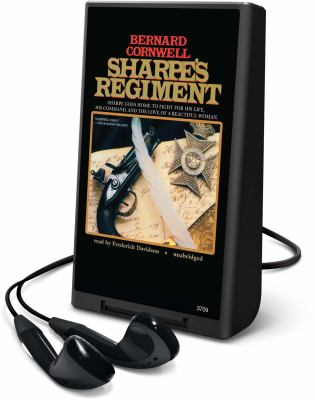 Sharpe's Regiment [With Earphones] 9781433279102