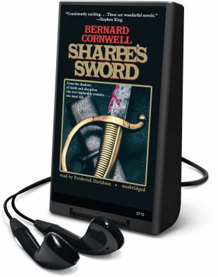 Sharpe's Sword [With Headphones] 9781433279119