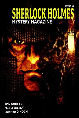 Sherlock Holmes Mystery Magazine #1 9781434402080