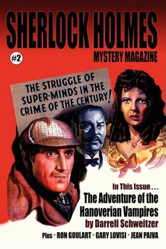 Sherlock Holmes Mystery Magazine #2 9781434458544