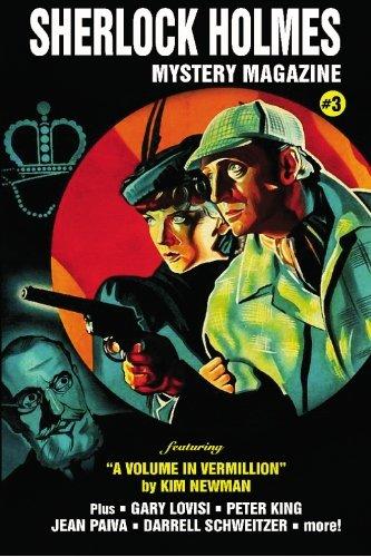 Sherlock Holmes Mystery Magazine 3 9781434403834