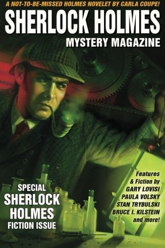 Sherlock Holmes Mystery Magazine #5
