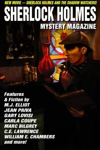 Sherlock Holmes Mystery Magazine #6 9781434433206