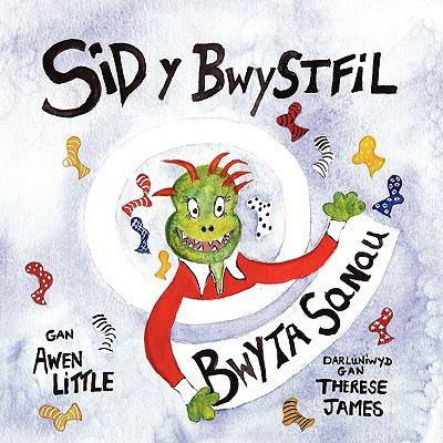 Sid y Bwystfil Bwyta Sanau 9781438927114