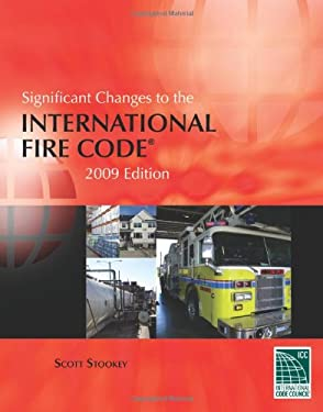 Significant Changes to the International Fire Code 9781435401204