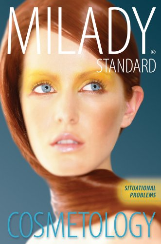 Situational Problems for Milady Standard Cosmetology 2012 9781439059203