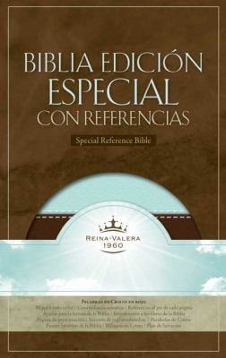 Special Reference Bible-Rvr 1960 9781433600159