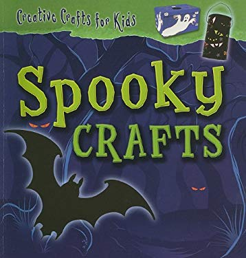 Spooky Crafts [With Pattern(s)] 9781433935657