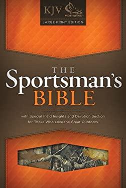 Sportsman's Bible-KJV-Large Print Personal Size Reference 9781433615399