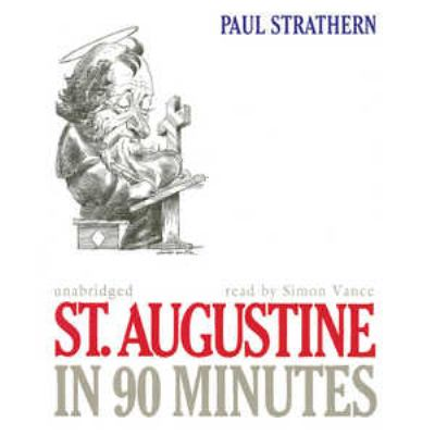 St. Augustine in 90 Minutes 9781433267987