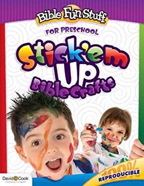 Stick'em Up Bible Crafts 9781434768643