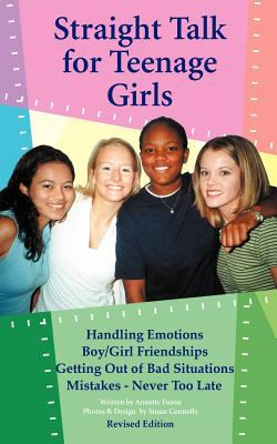 Straight Talk for Teenage Girls 9781434373366