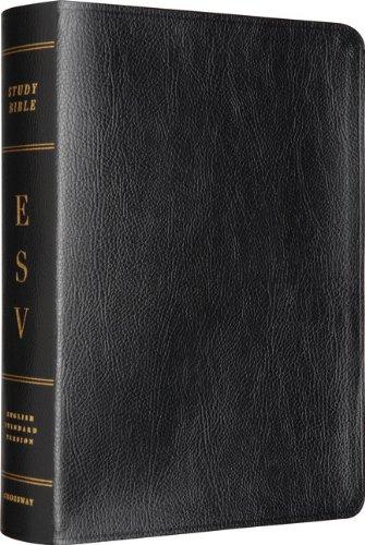Study Bible-ESV 9781433502453