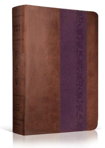 Study Bible-ESV-Iris Design 9781433528699