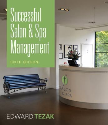 Successful Salon & Spa Management 9781435482463