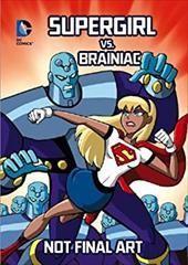 Supergirl vs. Brainiac (DC Super Heroes) 22196511