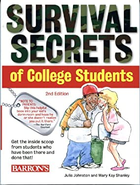 Survival Secrets of College Students 9781438001012