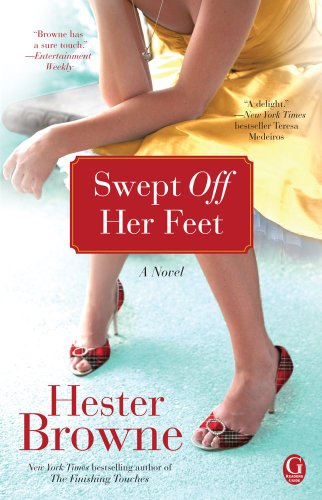 Swept Off Her Feet 9781439168844