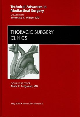 Technical Advances in Mediastinal Surgery: Number 2 9781437718805