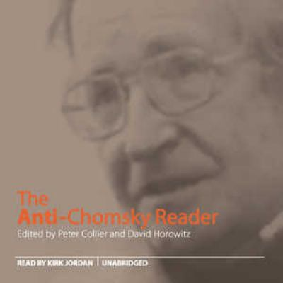 The Anti-Chomsky Reader 9781433213366