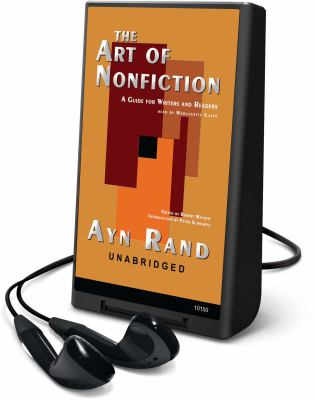 The Art of Nonfiction: A Guide for Writers and Readers [With Earphones] 9781433271786