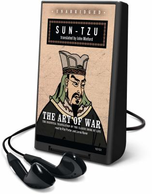 The Art of War: The Essential Translation of the Classic Book of Life [With Headphones] 9781433268847