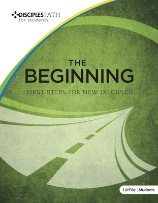 The Disciples Path: The Beginning Student Book (Disciples Path for Students)