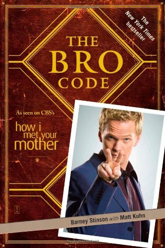 The Bro Code 9781439110003