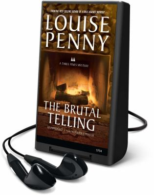 The Brutal Telling [With Earbuds]