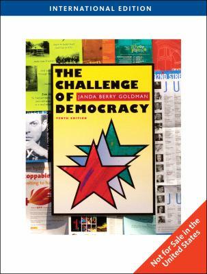 The Challenge of Democracy 9781439081730