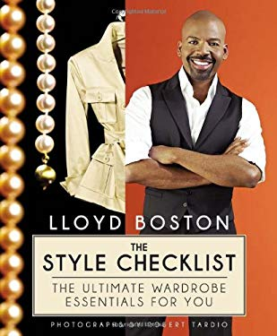 The Style Checklist: The Ultimate Wardrobe Essentials for You 9781439160725