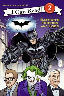 The Dark Knight: Batman's Friends and Foes 9781436434065