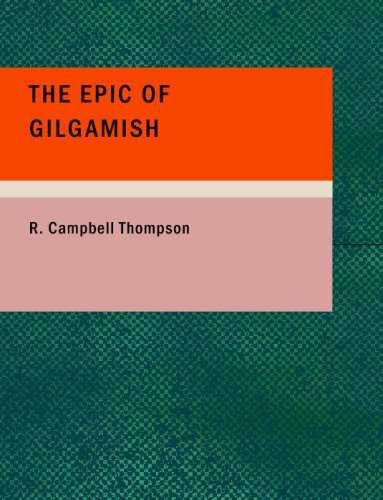 The Epic of Gilgamish 9781434680877