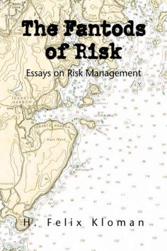 The Fantods of Risk 9781436302265