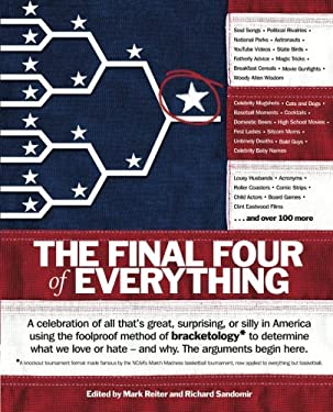 The Final Four of Everything 9781439126080