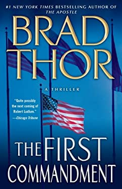 The First Commandment: A Thriller 9781439166307