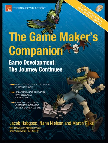 The Game Maker's Companion 9781430228264