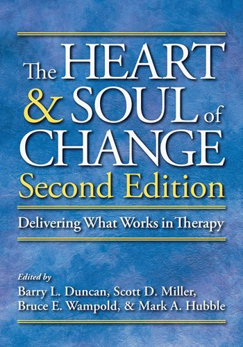The Heart & Soul of Change: Delivering What Works in Therapy 9781433807091
