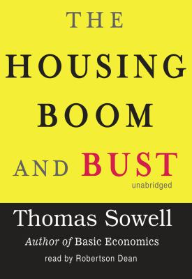 The Housing Boom and Bust 9781433294075