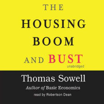 The Housing Boom and Bust 9781433294082