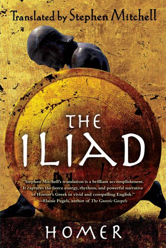 The Iliad 9781439163382