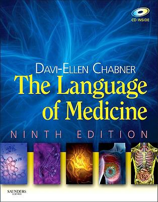 The Language of Medicine [With CDROM] 9781437705706