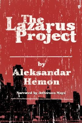 The Lazarus Project 9781436198233