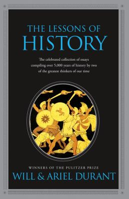 The Lessons of History 9781439149959